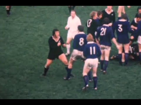 Leinster Rugby vs New Zealand 1974