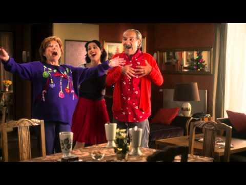Nadia Roz dans Scènes de ménage # 4 - Noel 2016