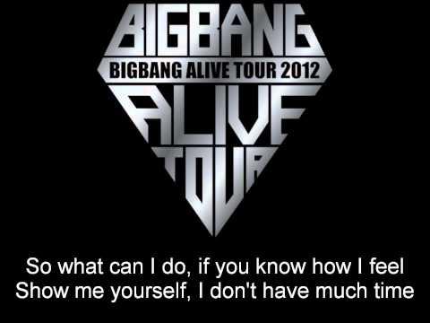 BIGBANG - AIN'T NO FUN (ENG SUB)