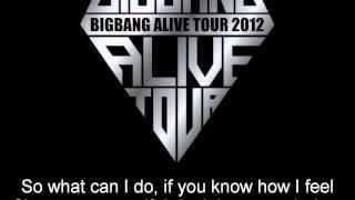 BIGBANG - AIN