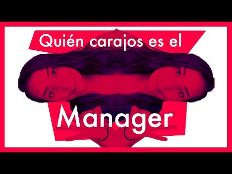 La estructura de la industria musical: Quién carajos es el manager?