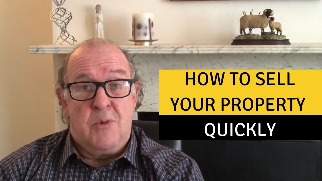 How to sell your property quickly