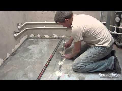 видео: Делаем ремонт в квартире или в частном доме своими руками!