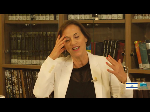Dr. Ruth Calderon: The Israeli Identity Challenge (Israeli Independence Day - 5777)