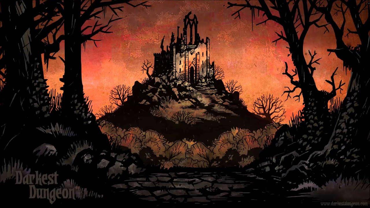 Evil Crypt Fantasy Art