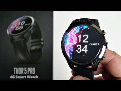 Zeblaze Thor 5 Pro - Full Android Smartwatch - 1.6