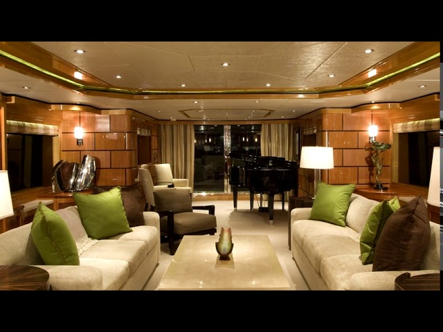 Yacht - MIA ELISE with Designs by Patrick Knowles Designs