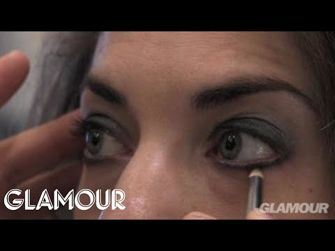 Sexy, Smoky Eye Makeup with Victoria's Secret Makeup Artist Linda Hay - Glamour Beauty How-Tos