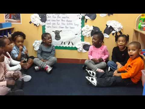 Brightside Academy Louis Nine in the Bronx - Baa Baa Black Sheep