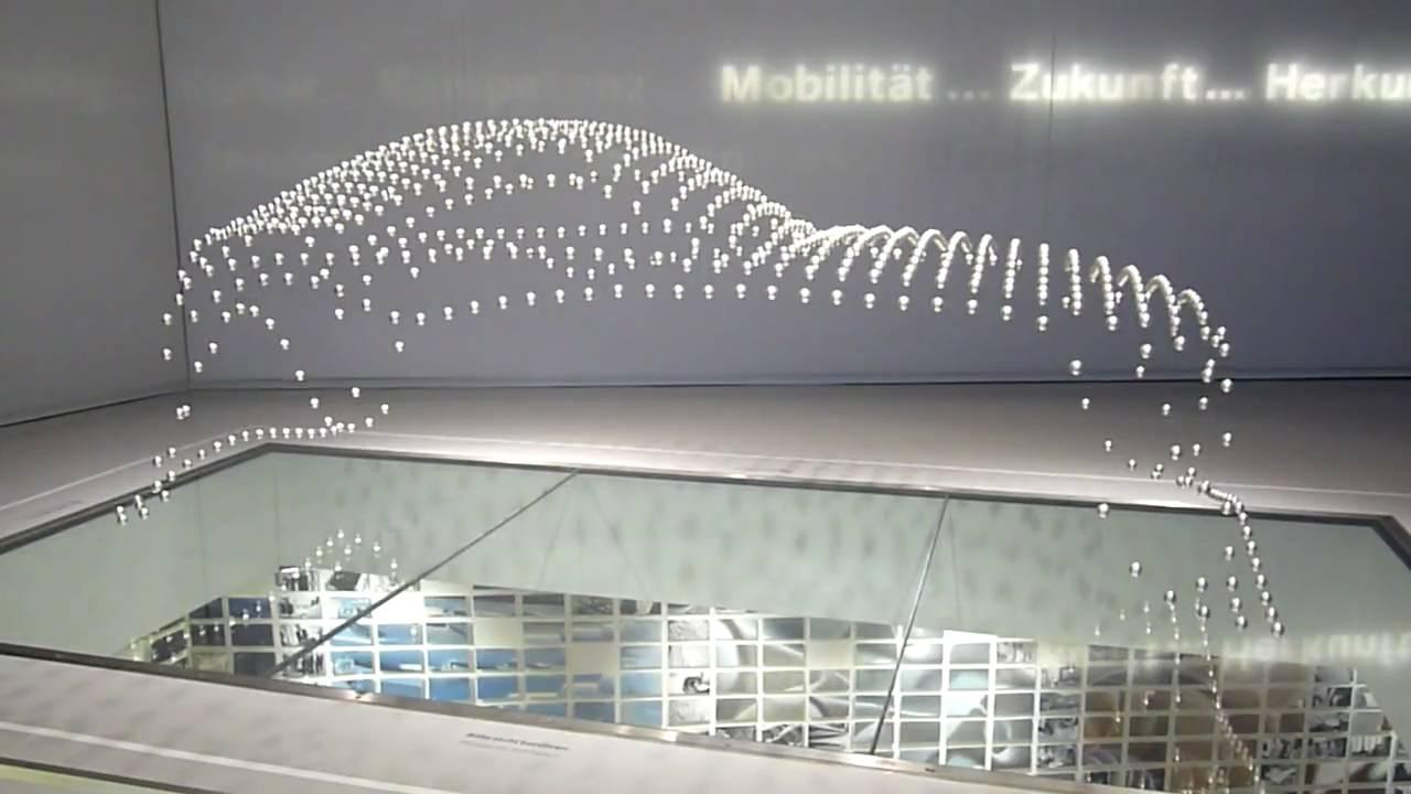 Bmw Museum Munich >> Bmw Museum Munich Inspiration Display Youtube
