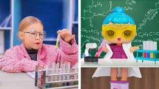 13 Útiles Escolares y Manualidades De Muñecas LOL Surprise