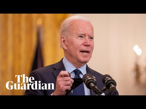 'We still have a long way to go,' says Joe Biden after disappointing jobs numbers