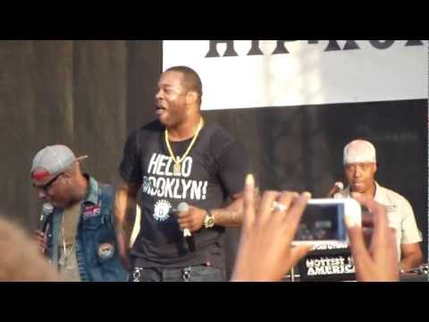 Busta Rhymes and Friends - Woo-Hah! Got You All In Check (1080pHD)-Brooklyn Hip-Hop Fest - 07/14/12