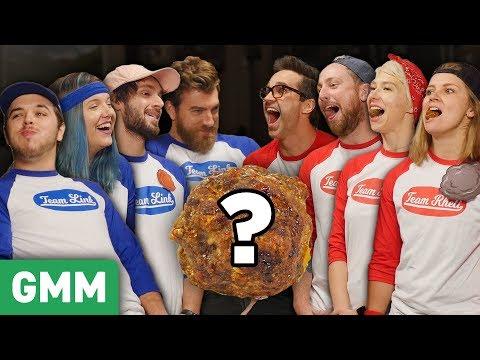 Hide the Meatball Challenge
