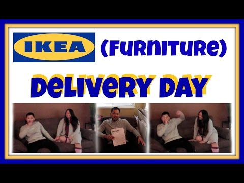 Vlog: IKEA Delivery Day