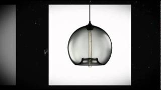 Stamen Blown Glass Pendant Lamp - Proof Sheet