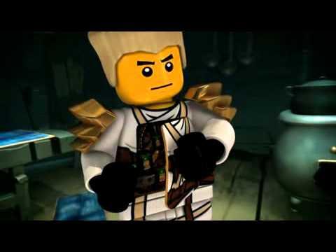LEGO Ninjago - Season 2: Episode 7 Recap - YouTube