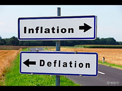 Inflation,Deflation and Negative Interest Rate Policy explained