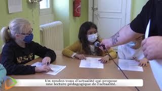 «Atelier Radio Junior » Périscolaire de l'école des Remparts d'Avallon (89