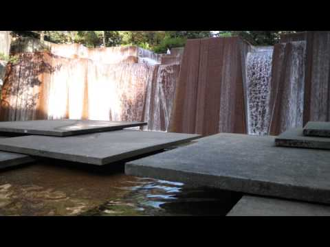 Keller Fountain, Portland, OR