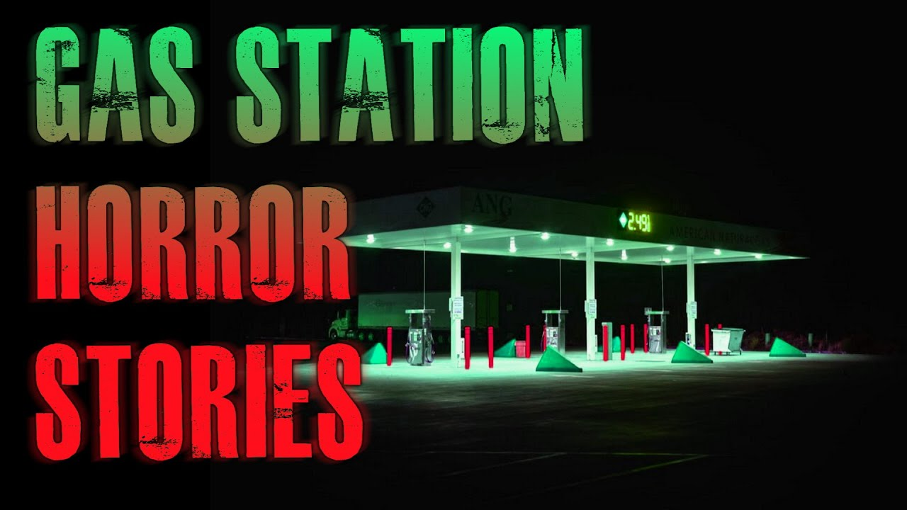 5 TRUE Creepy Gas Station Horror Stories | True Scary Stories