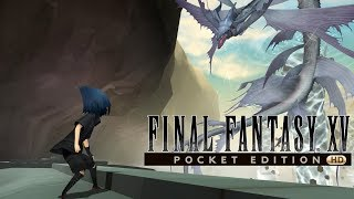 Final Fantasy XV: Pocket Edition HD (Switch) Review (Video Game Video Review)