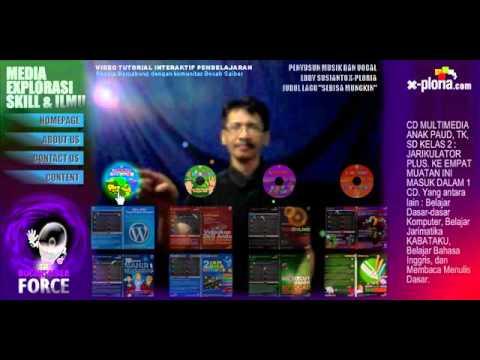 Promo Cd Tutorial Sambil Main Musik - X Ploria Media