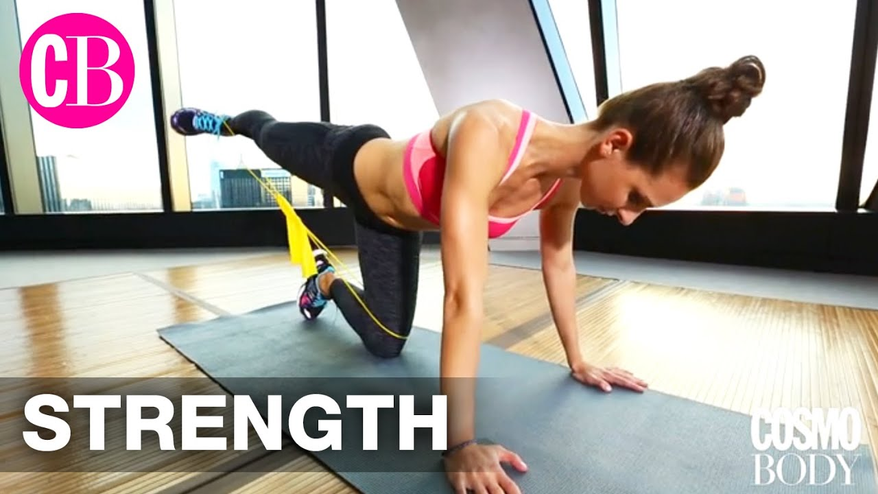 Try This Quick Butt-Firming Move