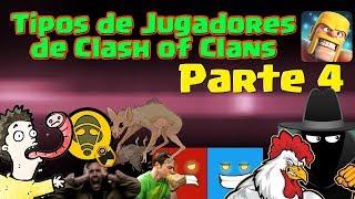 Humor con Memes: Tipos de Jugadores de Clash of Clans (Parte 4)