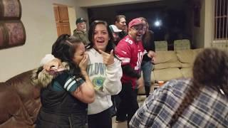 Eagles fans reaction to Super Bowl 52 win