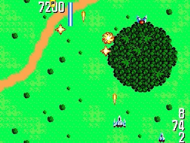 Jouez à Power Strike sur Sega Master System grâce à nos bartops et consoles retrogaming