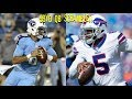 WHO CAN GET A 99YD QB SCRAMBLE FIRST?!? MARCUS MARIOTA VS TYROD TAYLOR!! FASTEST QBS IN GAME!!