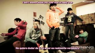 BIGBANG - COME BE MY LADY [ESPAÑOL]
