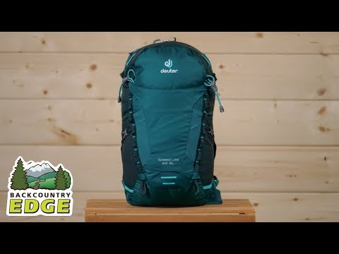 3bac82e3711 Deuter Speed Lite 22 SL Women's Day Pack - YouTube