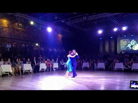 2017 Taipei Tango Festival - Javier & Fatima