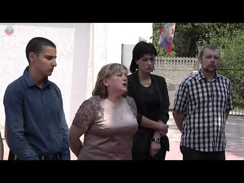 lgikvideo: акция памяти подопечных гериатрического дома-интерната №1