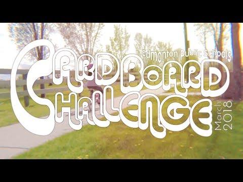 Cardboard Challenge - March 2018 - Edmonton Public Schools