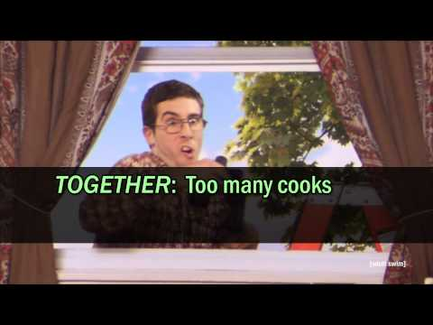 Too Many Cooks - Karaoke (Lyrics)