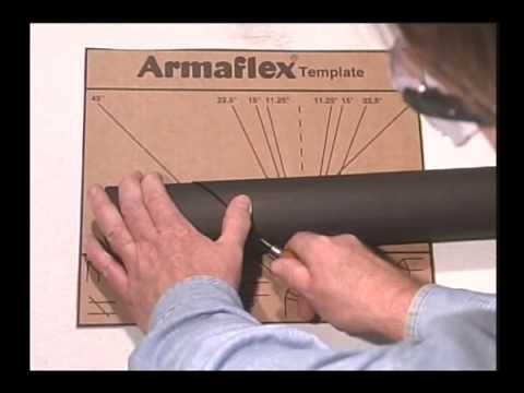 07 using templates fundamentals armaflex elastomeric foams youtube