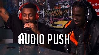 Audio Push Talk Being Bigged Up by Kid Cudi & Drop Ridiculous Bars on Beats Young Rappers Run From