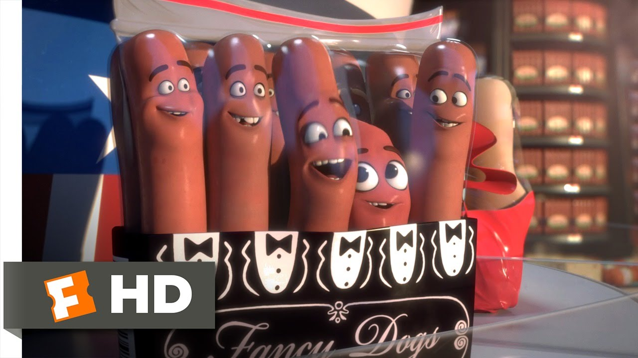 Sausage Party (2016) - The Great Beyond Song Scene (1/10