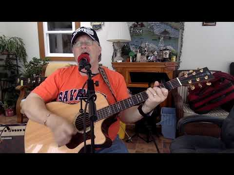2349- Lonesome Friends Of Science- John Prine cover- Vocal -Acoustic guitar & chords