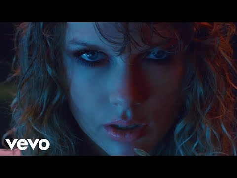 Taylor Swift - …Ready For It? (BloodPop® Remix)(Lyric Video)