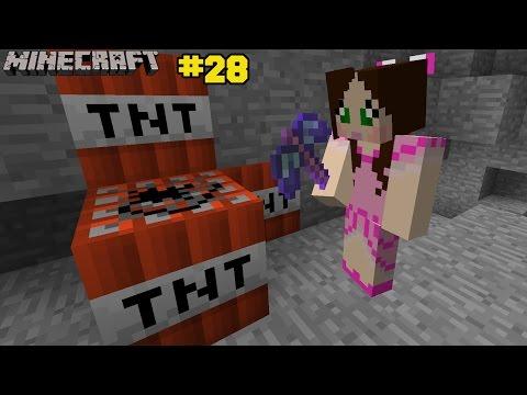 Minecraft: TNT MINING DIMENSION CHALLENGE [EPS7] [28]