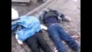 Новые жертвы войны в Украине