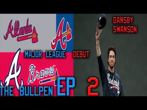 The Bullpen EP. 2 | Dansby Swanson to Make MLB Debut