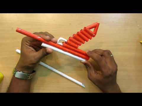 How to Make a Paper Gun that Shoots Paper Bullets   Easy Tutorials