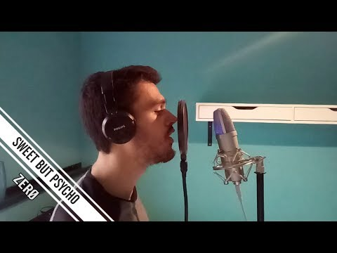 Sweet But Psycho - Ava Max | Male Cover By ZERØ | With LYRICS