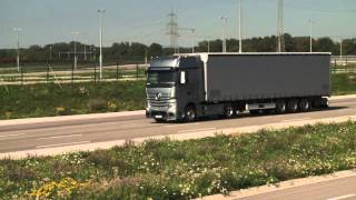 Mercedes-Benz Actros Active Brake Assist 3
