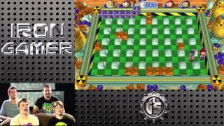 Iron Gamer - Bomberman (EXTENDED) Round 1
